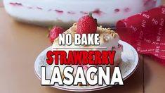 No Bake Chocolate Oatmeal Bars - Sugar Apron Oatmeal Bars, Oatmeal Cookies, Baked Strawberries, Strawberries And Cream, Strawberry Cheesecake, Strawberry Lasagna, Cheesecake Bars, Strawberry Shortcake, Butter Pie