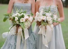 Dreamy Blues Wedding Inspiration Shoot