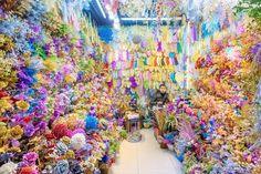 #mercado #china #shaghai #produtos #cores
