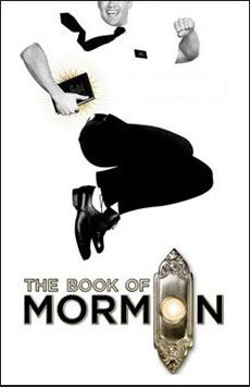 The Book of Mormon, Eugene O'Neill Theatre, NYC Show Poster January 12, 2016 7:00PM