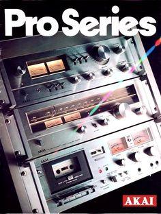 ProSeries by AKAI www.1001hifi.com