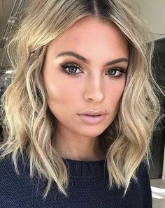 27 Long Bob Haircuts for Thick Hair To Get Inspired 2019 - Street Style Inspirat. - 27 Long Bob Haircuts for Thick Hair To Get Inspired 2019 – Street Style Inspiration 27 - New Short Haircuts, Short Hairstyles For Thick Hair, Haircut For Thick Hair, Long Hair Cuts, Bob Haircut Long, Fine Hair Haircuts, Long Bob Haircut With Layers, Long Bob Cuts, Pixie Haircuts
