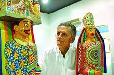 Ismael Pereira. Gurreiros | Reproduçao fotográfica O Jornal, Alagoas