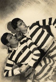 Maurice Beck and Helen Macgregor, Cecil Beaton and Stefen Tenant, 1927