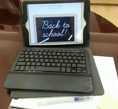 The Professional Work Station is the ultimate #BackToSchool accessory for your iPad Air! Complete with a portfolio jacket and detachable Bluetooth keyboard, this Pro Work Station is the ideal tool for college. See product information here: http://www.iLuv.com/product/?sku=AP5PROW