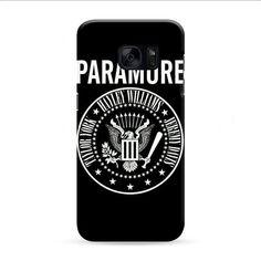 Paramore Logo Samsung Galaxy S7 Edge 3D Case