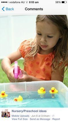Duck Race Fine Motor Sensory Play So fun! Duck Race Toddler Fine Motor Activity and Water Play. Duck Race Fine Motor Sensory Play So fun! Duck Race Toddler Fine Motor Activity and Water Play. Toddler Fine Motor Activities, Motor Skills Activities, Gross Motor Skills, Sensory Activities, Sensory Play, Sensory Table, Water Play Activities, Play Activity, Sensory Rooms