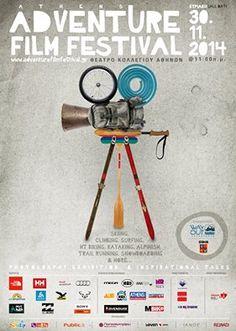 Athens Adventure Film Festival 2014