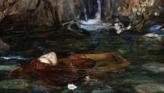 hsynozpercin:  John William Waterhouse-Orpheus