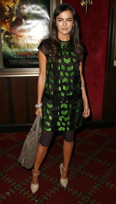 "Camilla Belle Photo - Premiere Of ""The Chronicles Of Narnia: Prince Caspian"" - Arrivals"