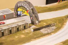 Circuit Reims-Gueux Dunlop Bridge Boxengasse