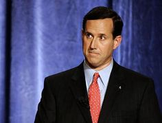 Rick Santorum craves regression to the bad old days when women were chattels and housewives only.