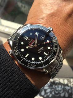 OMEGA SEAMASTER PLANET OCEAN @majordor.com | Luxury Diver Watches | ww.majordor.com