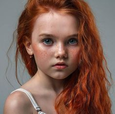 Redhead pretty girl pretty girl - red head girl - beautiful girlYou can find Redhead girl and more on our website. Beautiful Red Hair, Beautiful Redhead, Beautiful Eyes, Pretty Hair, Red Hair Little Girl, Girls With Red Hair, Red Hair Baby, Red Hair With Blue Eyes, Cheveux Oranges