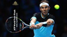 Nadal tundukkan Wawrinka di ATP World Tour Finals Round Robin, Tennis Racket, Finals, World, Tennis, Final Exams, The World