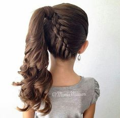 Flower Girl Hairstyle                                                                                                                                                                                 More