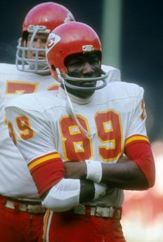 Otis Taylor / Kansas City Chiefs