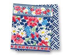 New from Vera Bradley for Summer '12: Summer Cottage--love this one!