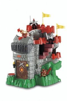 Fisher-Price Imaginext Adventures Castle by Fisher Price, http://www.amazon.com/dp/B000EULXBG/ref=cm_sw_r_pi_dp_YTOWrb0K8PY83