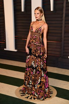 Poppy Delevingne partying After the Oscars [Photo by Tyler Boye]