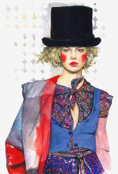 Vivienne Westwood. on Behance