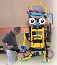 Image detail for -LEGO Robots at Central Washington University