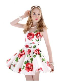 a3a12a35adc5 Designer Latest White & Red Colour Semi Stitched Western Wear Red Colour, Western  Wear For