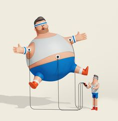 Men's Health on Behance