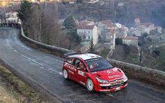 Citroen C4 | Sebastian Loeb | Monte Carlo WRC 2007