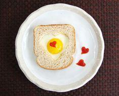 Breakfast Valentine's Day