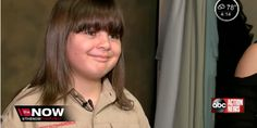 This Boy Grew His Hair For Two Years So He Could Donate It To His Friend