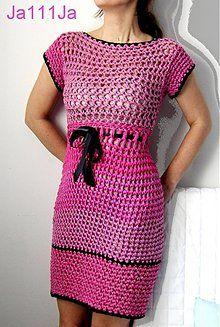 Šaty - Šik ( romantic Pink) - 2678866