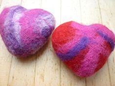 Bodenseewellen: Herz-Seifen umfilzen mit Kindern: Herzblutprojekt im Mai