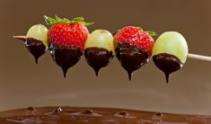 #Chocolate dipped #strawberries and #grapes wall mural for your #homedecor #art #artforsale #wallmurals #interiordecor #interiordecorideas #interiordecortips #homedesign #decor #sweets #cake #pastry #chocolates