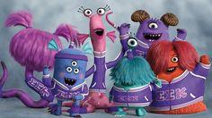 "I got Slugma Slugma Kappa! Which ""Monsters University"" Fraternity/Sorority Should You Join?"
