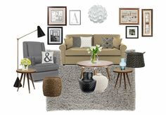 Check out this moodboard created on @olioboard: NaturalTonesLiving  by tiinaa