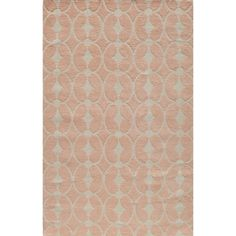 Momeni 'Lil Mo Classic Trellis Pink Cotton Rug (2' x 3') | Overstock.com Shopping - The Best Deals on 5x8 - 6x9 Rugs