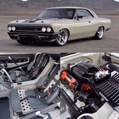 "Chevrolet Chevelle ""Recoil"" 1966"