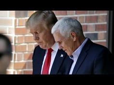 2016 GOP Ticket: Donald Trump & Mike Pence