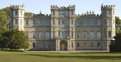 Berkshire, Scotland. Wedderburn Castle. Ancestral home of the Hume family