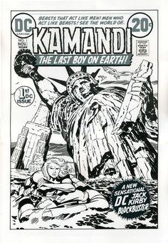 Jack Kirby's Kamandi #1.