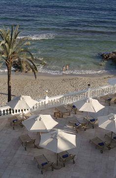 Hotel Nixe Palace en Palma de Mallorca.