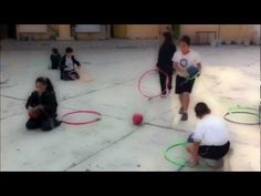 Aros, Cuerdas y Pelotas - YouTube