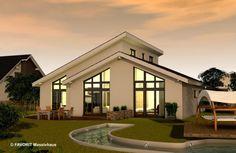 Das Chalet 132 von FAVORIT MASSIVHAUS GmbH & Co. KG hat eine Wohnfläche von 132m². Preis ab: auf Anfrage. Jetzt auf Massivhaus.de ansehen.
