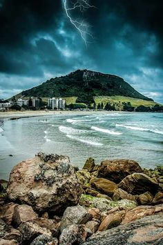 Mt Maunganui, The North Island, New Zealand