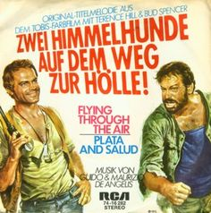 LP7 - Flying through the air / Plata and Salud - Bud Spencer / Terence Hill - Datenbank