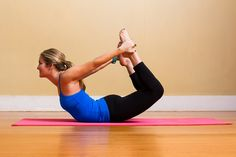You can have toned body without doing cardio exercises or pilates. Check out these ten poses that can help you achieve that. #Yoga #Yoga_Poses