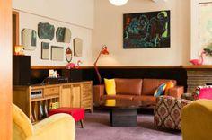 Alabama Hotel: an new art hotel in inner city Hobart. #hobart #tasmania