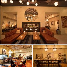 churck key los angeles is a brand new #restaurant opened in 2013: amazing #interior and cool for holiday #parties