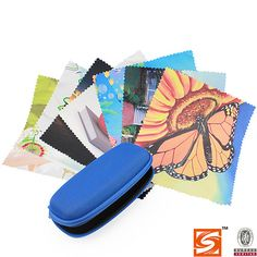 SHUANGCHENG MICROFIBER◆—cleaning cloth, eyeglasses bags and other eyeglasses fittings